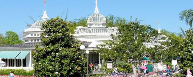 Magic Kingdom Kristal Saray - Orlando
