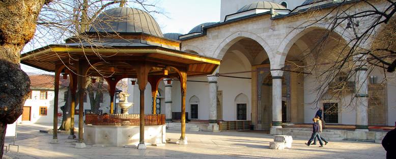 Gazi Hüsrev Bey Camii - Saraybosna