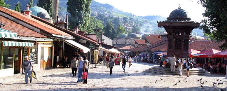 Başçarşı - Saraybosna