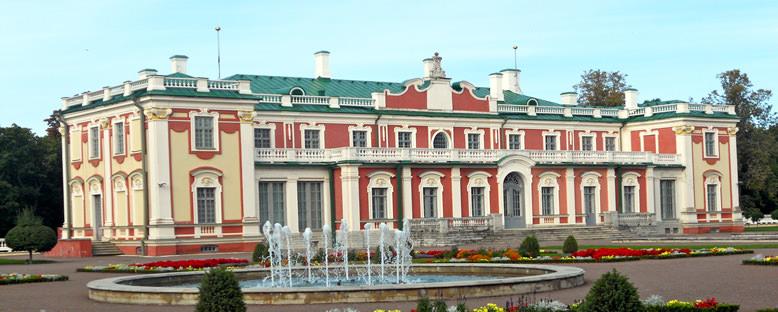 Kadriorg Parkı ve Sarayı - Tallinn