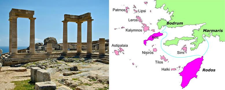 Klasik Yunan Adaları Turu