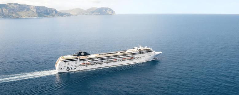 MSC Lirica Cruise Gemisi