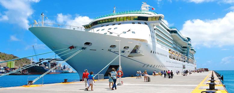 Jewel of the Seas ile Batı Avrupa