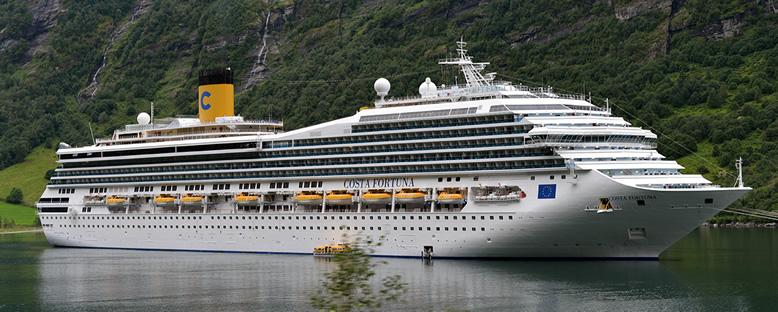 Costa Fortuna Cruise Gemisi