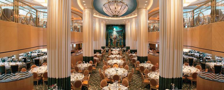 Ana Restaurant - Jewel of the Seas