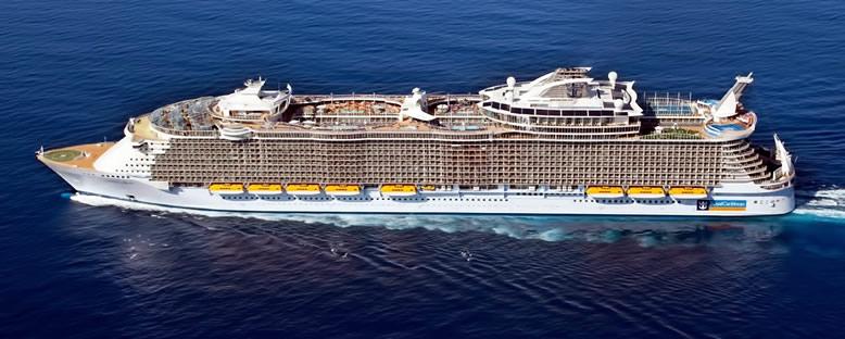 Oasis of the Seas ile New York & Bahamalar