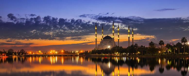 Sabancı Merkez Camii - Adana