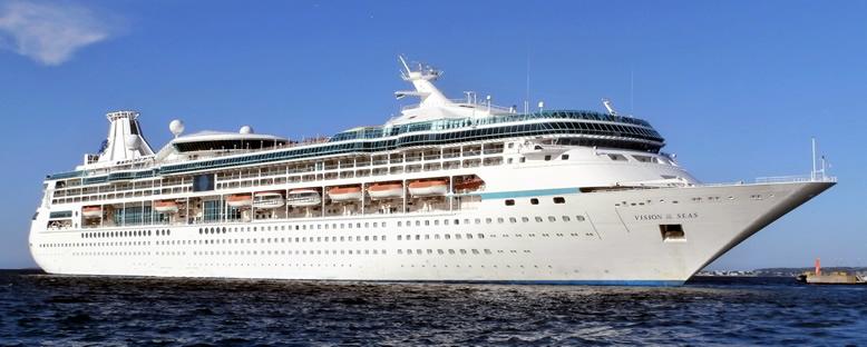 Vision of the Seas Gemi Turları
