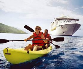 Vision of the Seas ile Güney Karayipler