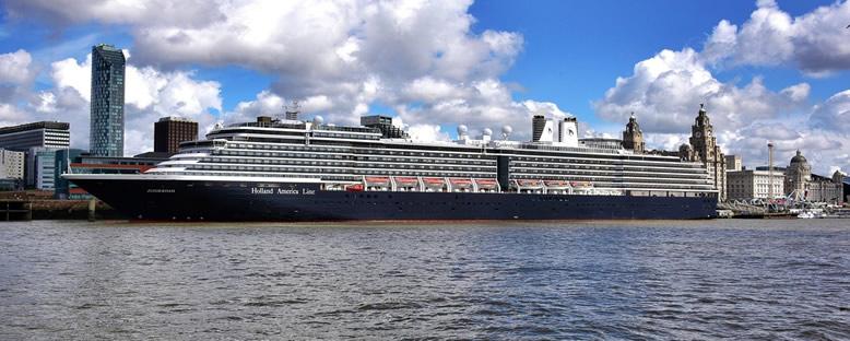 Zuiderdam Cruise Gemisi