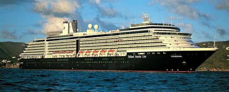 Zuiderdam ile Panama Kanalı & Karayipler