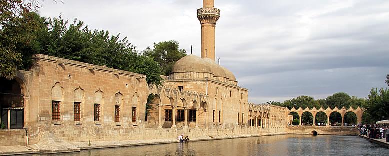 Halilürrahman Camii - Şanlıurfa
