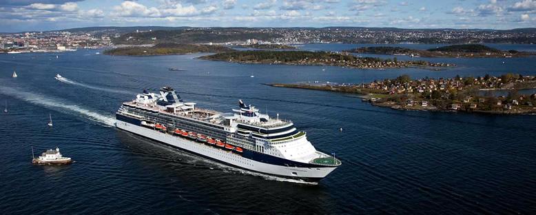 Celebrity Constellation Cruise Gemisi