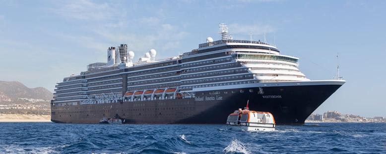 Westerdam ile Cruise Gemi Turu