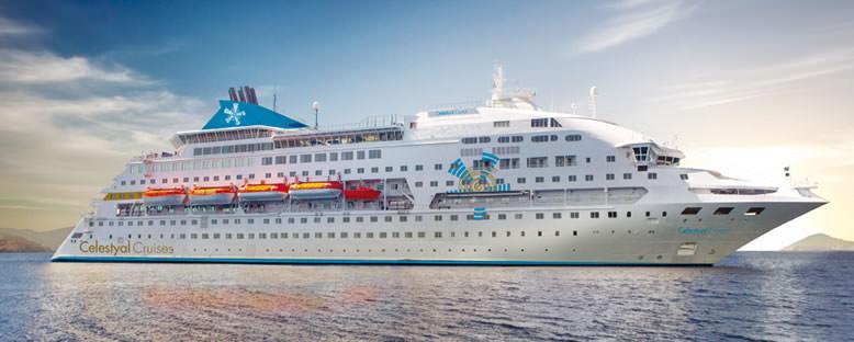 Celestyal Crystal Cruise Gemisi