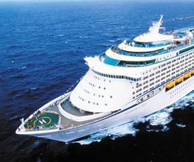 Voyager of the Seas ile Transatlantik