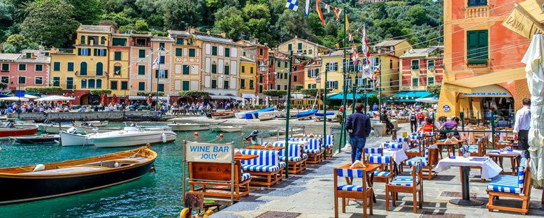 Tekneler ve Kafeler - Portofino