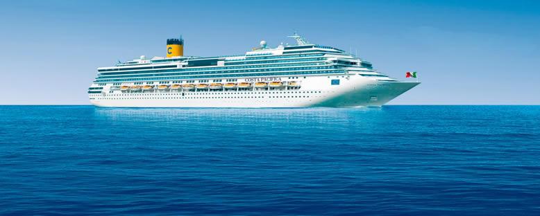 Costa Pacifica Cruise Gemisi