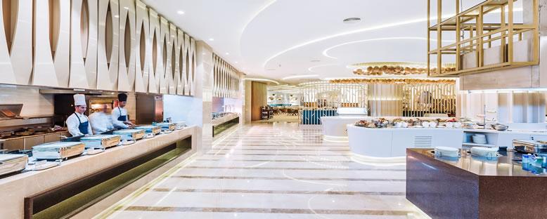 Açık Büfe Restaurant - Malpas Hotel