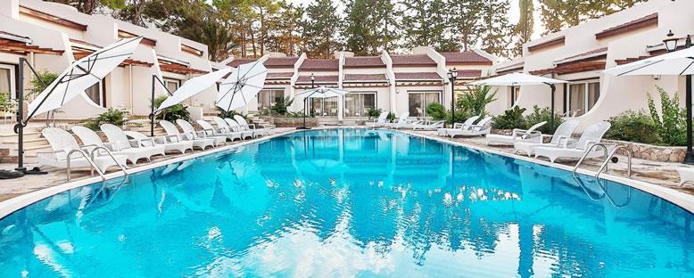 Açık Havuz - Le Chateau Lambousa Hotel