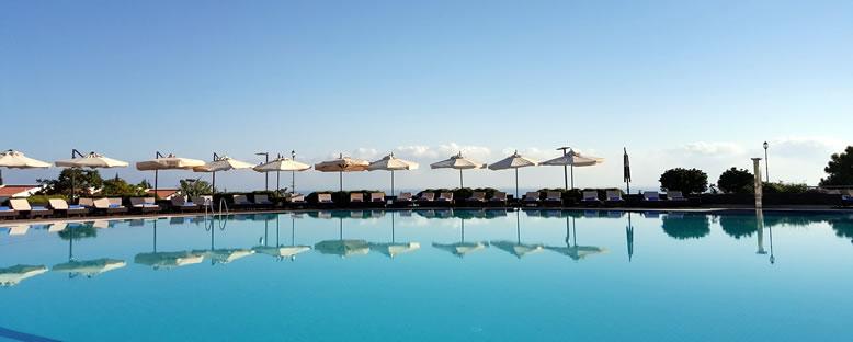 Açık Havuz - Malpas Hotel