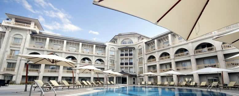 Açık Havuz - The Savoy Ottoman Palace
