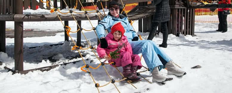Aile ile Kış Keyfi - Bukovel