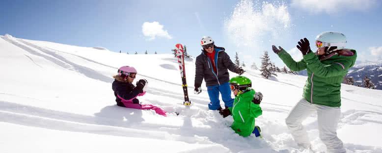 Ailece Kış Tatili - Jahorina