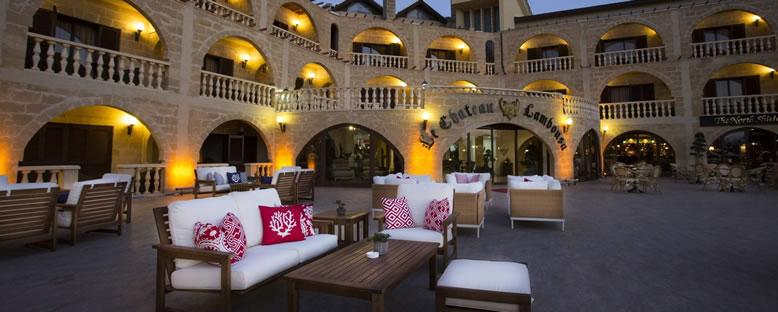 Akşam Manzarası - Le Chateau Lambousa Hotel