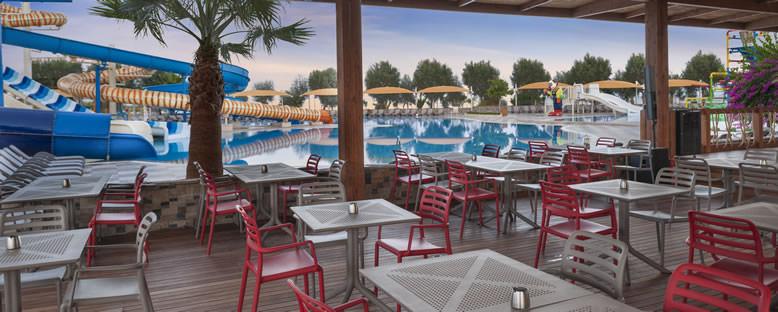 Aqua Bar - Nuh'un Gemisi Hotel