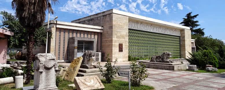 Arkeoloji Müzesi - Samsun