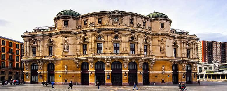 Arriaga Tiyatrosu - Bilbao