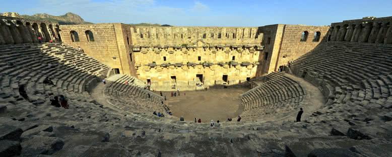 Aspendos Antik Tiyatrosu - Antalya