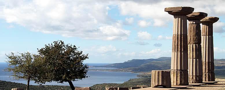 Athena Tapınağı - Assos
