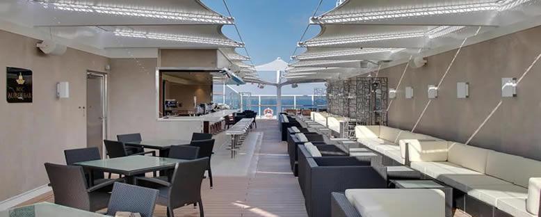 Aurea Bar - MSC Seashore