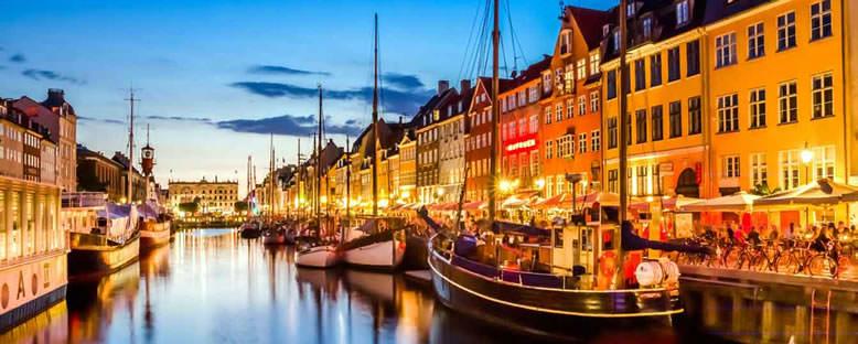 Gün Batımı - Kopenhag