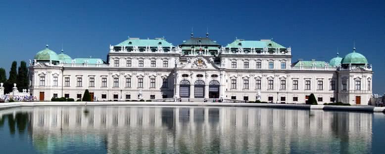 Belvedere Sarayı - Viyana