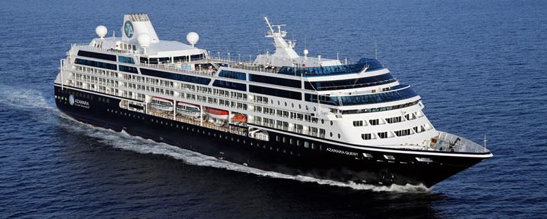 Azamara Quest Cruise Gemisi