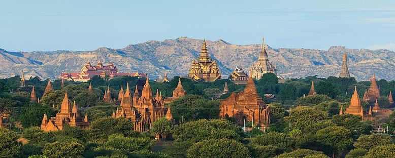 Bagan Tapınakları - Bagan