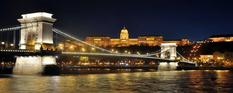 Gece Manzarası - Budapeşte