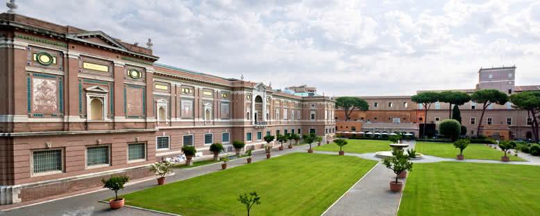 Vatikan Müzesi - Roma