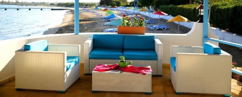 Beach Bar - Merit Cyprus Gardens Holiday Village