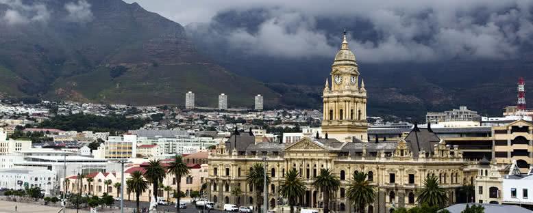 Belediye Binası - Cape Town
