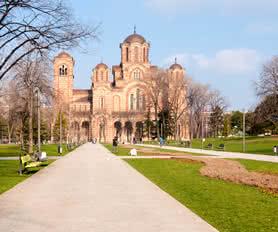 Belgrad balkan