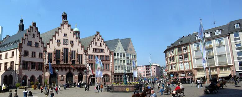 Tarihi Merkez - Frankfurt