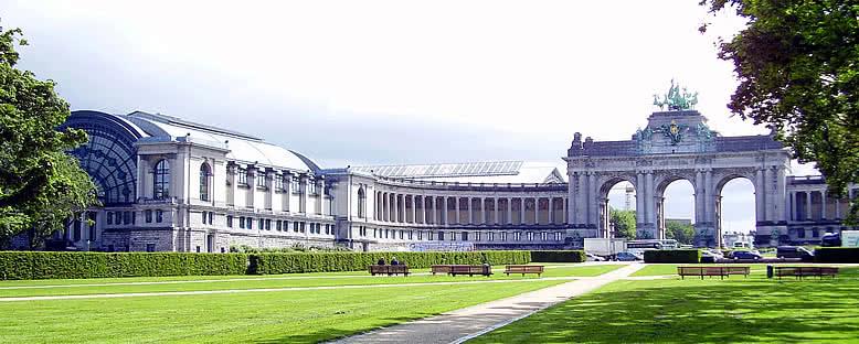 Cinquantenaire Parkı - Brüksel