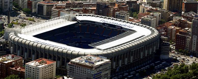 Bernabeu Stadyumu - Madrid