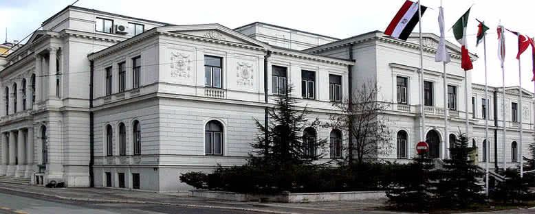 Tiyatro Binası - Saraybosna