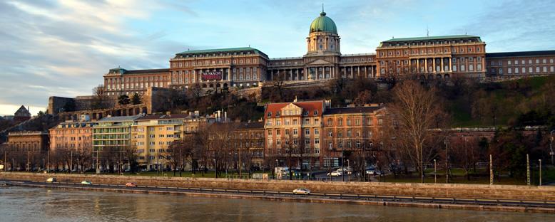 Buda Şatosu - Budapeşte