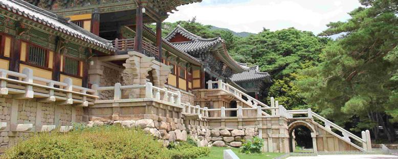 Bulguksa Tapınağı - Busan